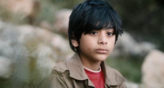"""Mahmoud Asfa in """"When I saw you"""""""