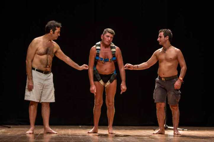 Babilonia Teatri - Pinocchio