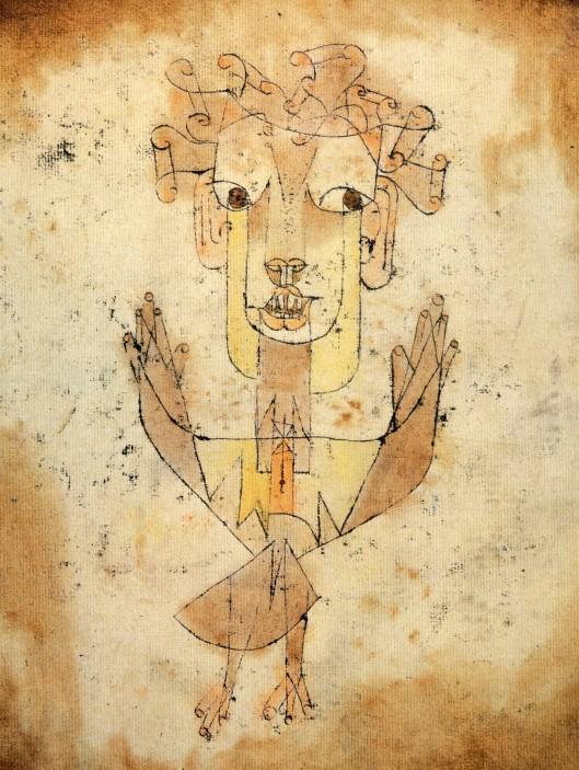Paul Klee - Angelus Novus